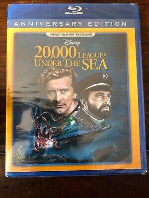 20,000 Leagues Under the Sea Anniversary Edition LAST COPY! Blu-Ray, Region Free