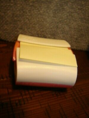 3m Scotch Post-it Dispenser Pro330 Heavy Duty Professional Pop-up Pink White