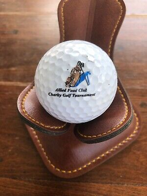 Logo Golf Ball ALLIED FOOD CLUB CHARITY GOLF TOURNAMENT (Foods Logo Golf Ball)