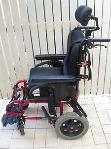 Sunrise Medical Quickie 2 Transit Wheelchair Great Condition Beachmere Caboolture Area Preview