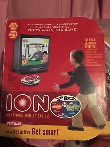 Ion educational gaming system by Playskool