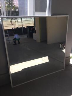 Bathroom Mirrors Gumtree framed bathroom mirror | mirrors | gumtree australia brisbane