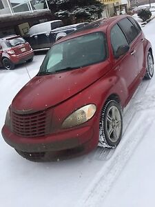 2003 pt cruiser GT turbo