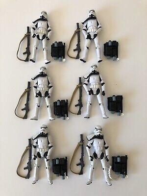 Star Wars Imperial Sandtrooper Stormtrooper Mos Eisley Saga Kenner Hasbro