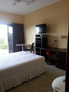 AIR CON LARGE FURNISHED ROOM #2 IN SHARE HOUSE WITH POOL