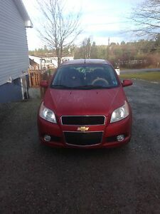 2009 Chevy aveo $3500 obo or trade