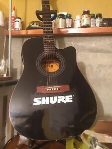 Vintage:EFFO Acoustic Electric guitar
