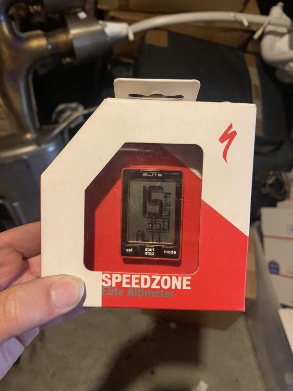Specialized Speedzone Elite Alitimeter