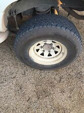 4x4 rims and tyres Owen Wakefield Area Preview