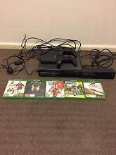 Xbox 1 kinect with 5 games , 2 controllers: $400 Rockdale Rockdale Area Preview