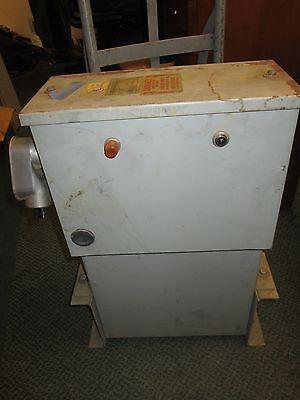 Aerovox Cornell Dubilier Capacitor Ics7025d33l 25kvar 240v 3ph Used