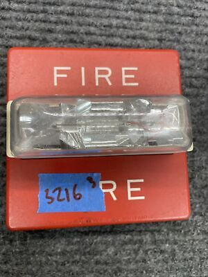 Cooper Wheelock Rss-24mcw 24vdc Fire Alarm Strobe Wall Mount Red