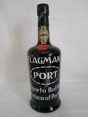 Flagman's Port vino Porto Oporto Bottling Portugal Rich Tawny collezione I.V.P.