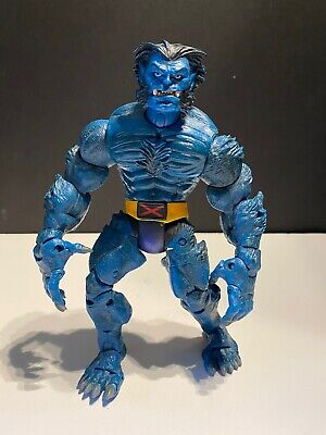 "Marvel Legends Toybiz X-Men Series IV 4 BEAST 6"" Inch Action Figure"