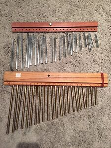 Percussion chimes $40 for both