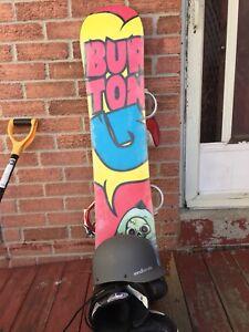 Snowboard Burton Beginner's package 130 cm
