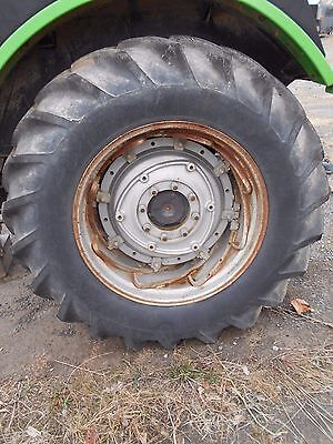 Deutz-allis Deutz Deutz-fahr Dx Series 7085 Rear Spin Out Wheel