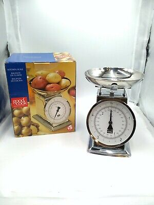 VTG Retro Style Mechanical Good Cook Measuring Food Weight Scale.