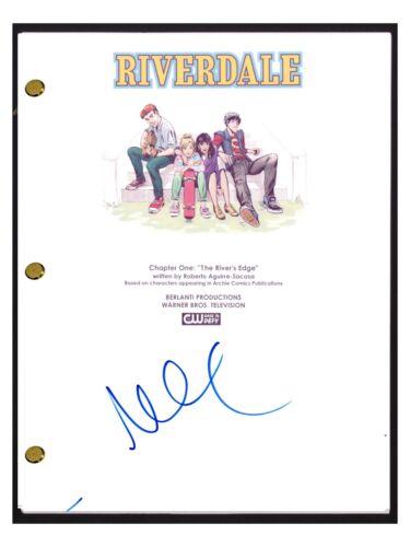 Marisol Nichols Signed Autographed RIVERDALE Pilot Episode Script Screenplay COA