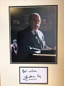 JONATHAN-COY-DOWNTON-ABBEY-ACTOR-EXCELLENT-SIGNED-PHOTO-DISPLAY