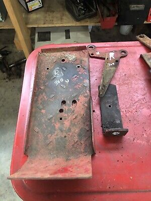 1955 Farmall 300 350 Utility Tractor Running Boards 350 Right Side