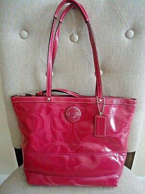 Coach Handbag F15142