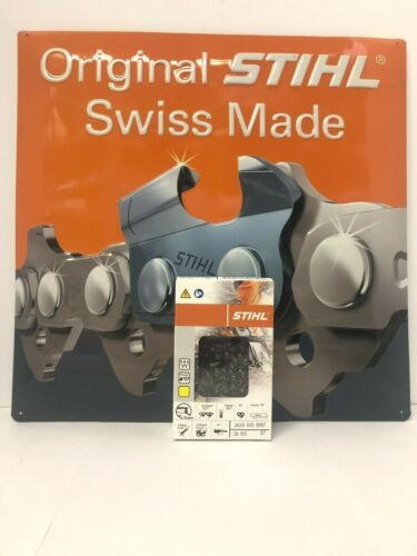 """NEW OEM STIHL 26RS67 CHAIN .325"""" pitch .063 gauge 67 link"""
