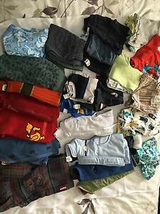 Boys clothes size 0 Forest Lake Brisbane South West Preview