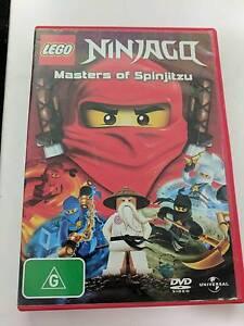 lego ninjago masters of spinjitzu Munno Para West Playford Area Preview