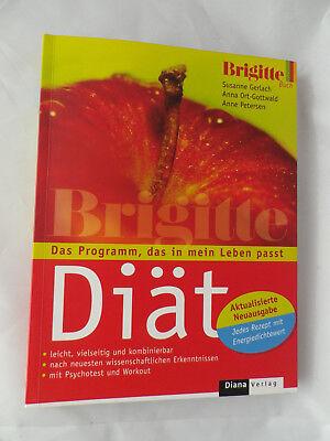 Brigitte Diät - Programm das in mein Leben passt - Diana Verlag - 9783453285293