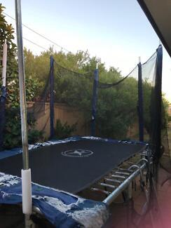 FREE Trampoline needs repairs