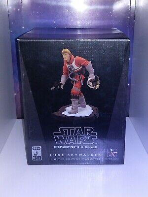 Star Wars Gentle Giant Animated Maquette: Luke Skywalker
