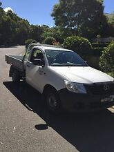 2013 Toyota Hilux WorkMate (LOW KS) Frenchs Forest Warringah Area Preview
