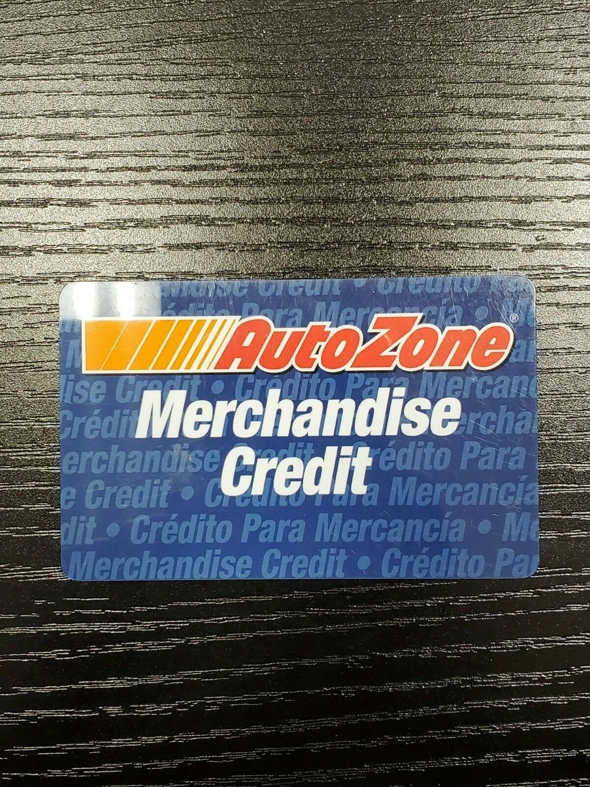 AUTOZONE MERCHANDISE CREDIT GIFT CARD 126.43 - $94.82