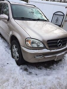 2004 Mercedes Benz ML500