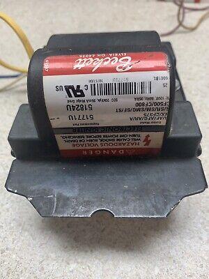 Beckett 51771u Ignition Transformer Used Aafafgnx