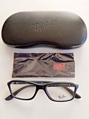 Brand New Ray Ban Men's Classic Prescription Eyeglass Frames Black/Gray RB8952