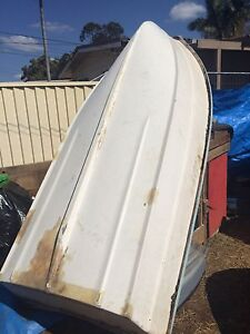 Fibre glass boat and motor Cartwright Liverpool Area Preview