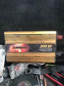 Eliminator 300w power inverter.