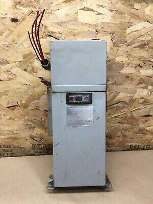 Sprague Eccol 12.5 Kvar 480 Volt 3 Phase Power Capacitor 12x43pnul 31a42pr2