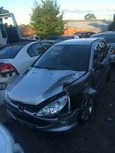 Wrecking Peugeot 206 gti 180 Capalaba Brisbane South East Preview