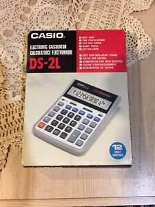 Casio Electronic Calculator ***Brand New***
