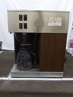 Bunn Pour-omatic Vpr 934448 Coffee Pot Maker Commercial Hav-a-cup
