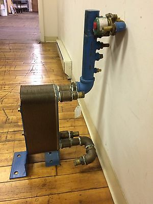 Heat Exchanger Brazed 50 Plate