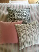 IKEA cushions including feather inserts Wanneroo Wanneroo Area Preview