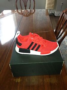 Adidas NMD size 8 but fits like 9