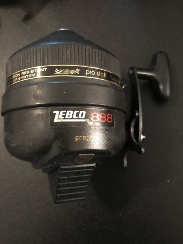 ZEBCO 888 Reel - Made in USA