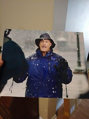 Jim Cantore Weather Man Weather Channel Signed 8X10 Photo