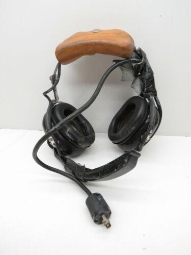 David Clark 10SB-A Straightaway Ear Protector Aviation Headset