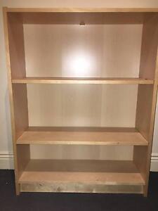 Wooden bookshelf Kew Boroondara Area Preview